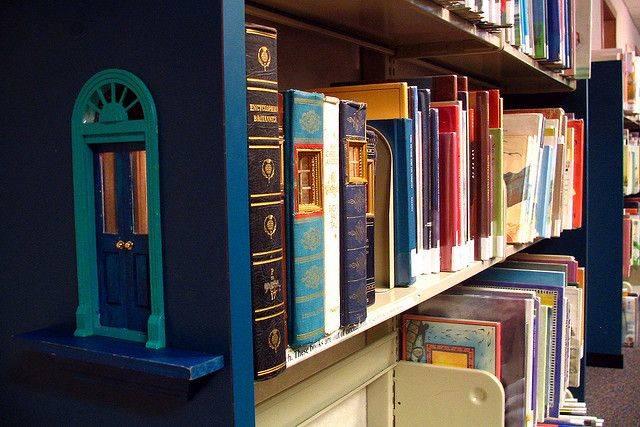 CottageDoor library