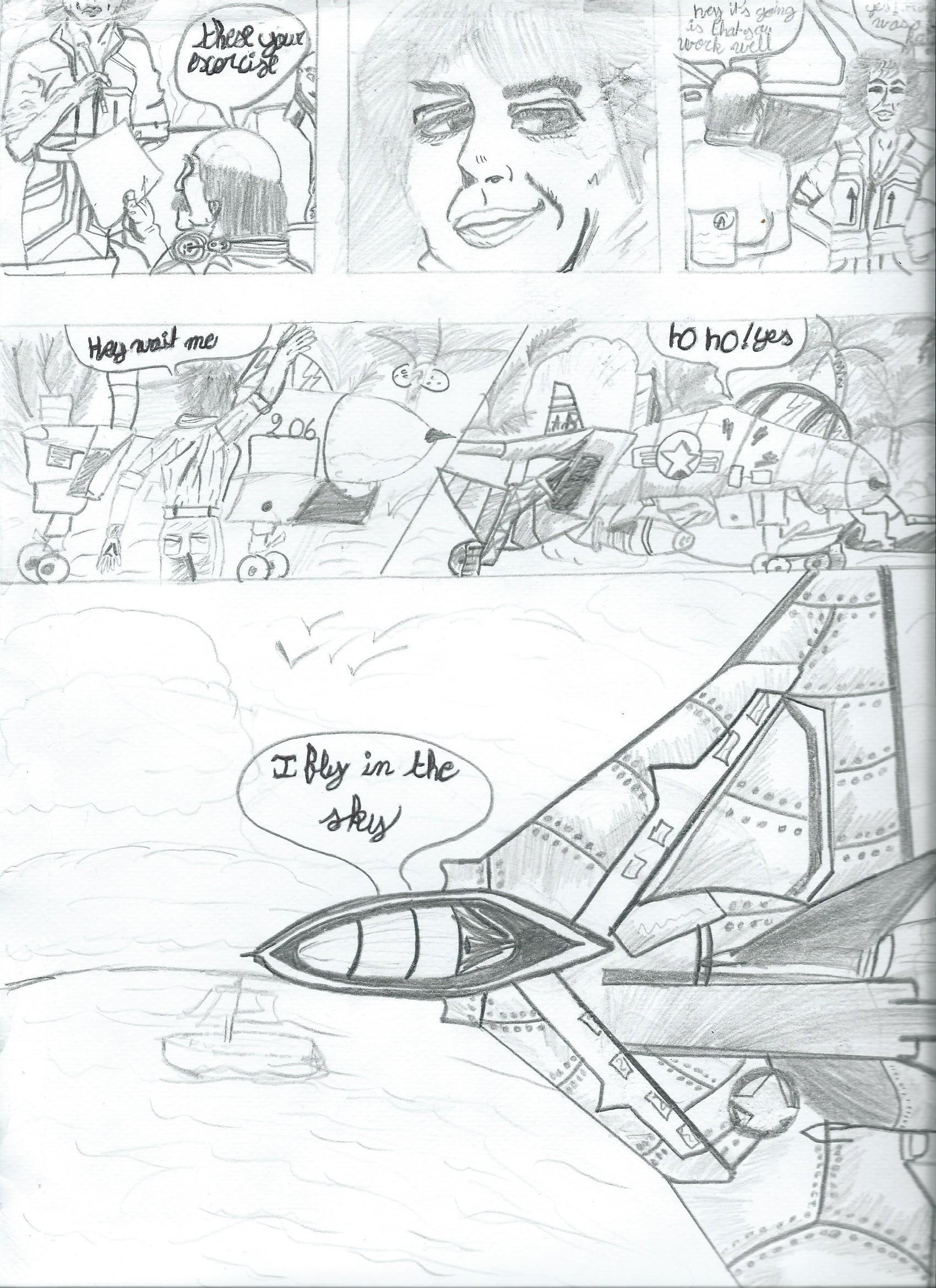 Ibtissam-comics-planes