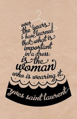 dress important woman