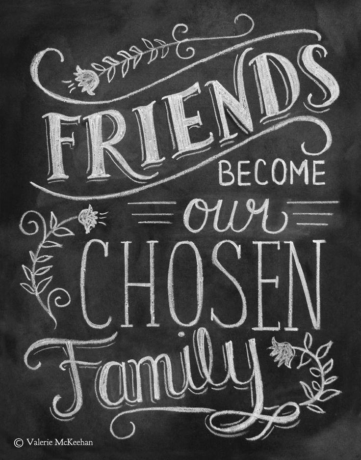 friends chosen family