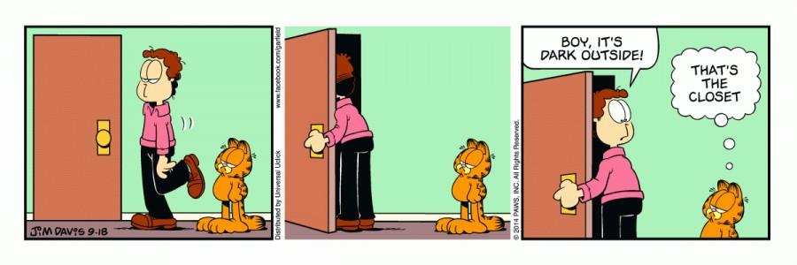 Garfield-dark-closet