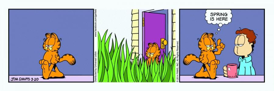 Garfield-spring