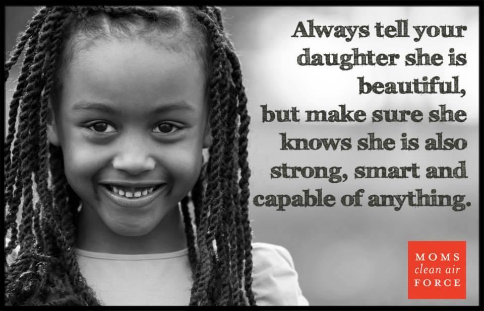 daughter beautiful - smart