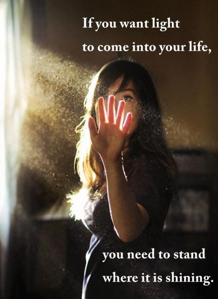 light into your life