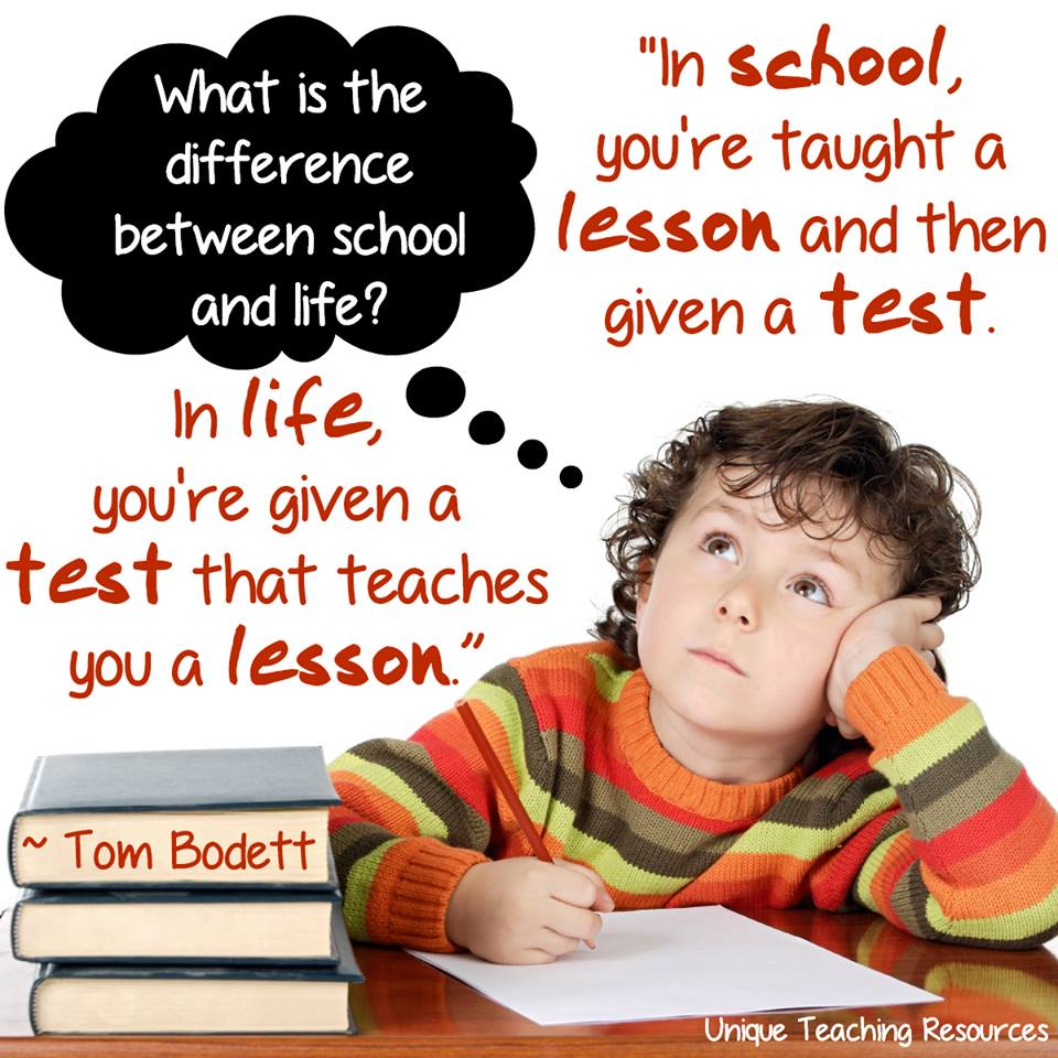 school - life