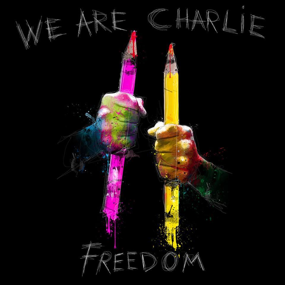 Charlie Hebdo freedom