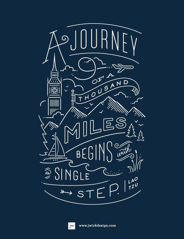 a journey of 1000 miles