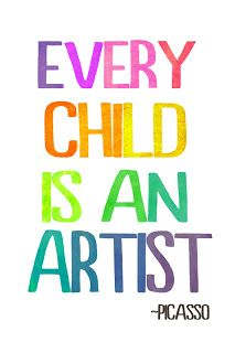 every child artist Picasso