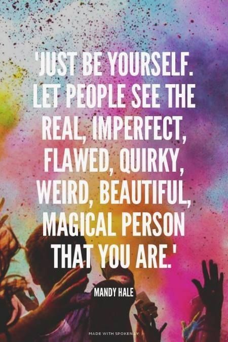flawed magical person