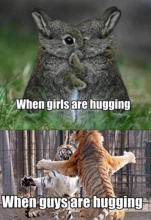 girls-guys hugs