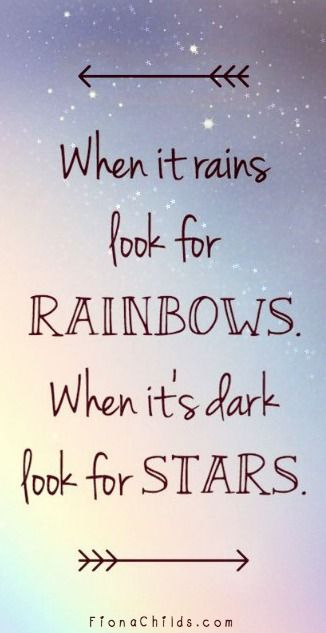rain-rainbows - dark-stars