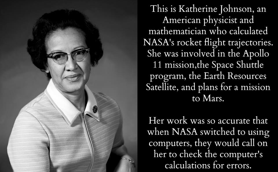 Katherine Johnson-scientist