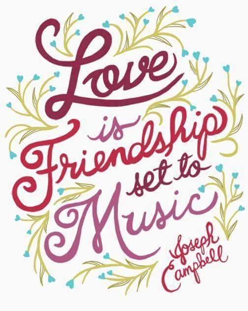 love friendship music