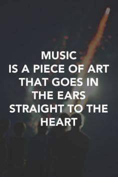 music ears heart