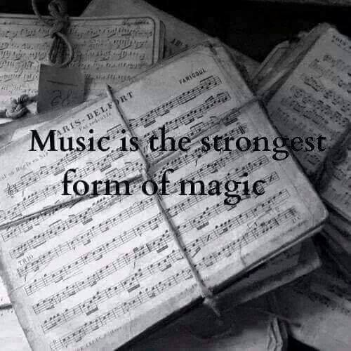 music strongest magic