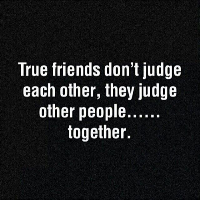 true friends judge