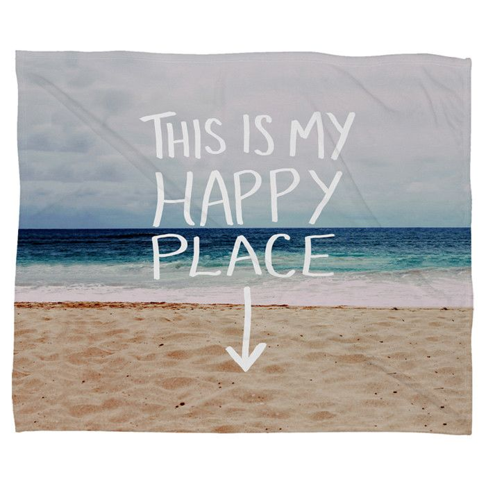 beach - happy place