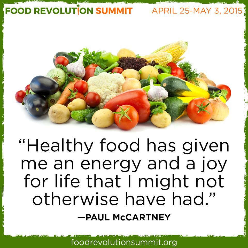 healthy food - Mc Cartney