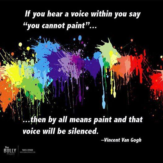paint Van Gogh