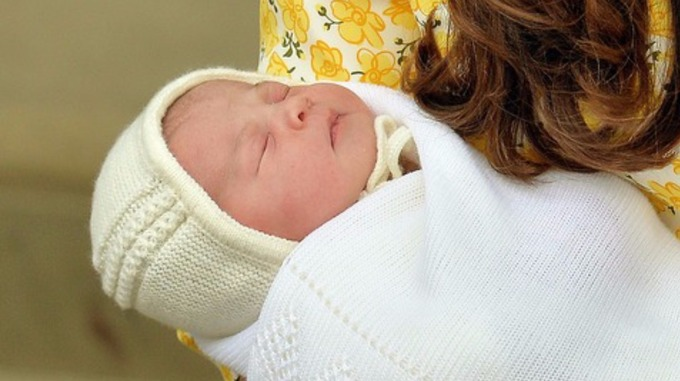 royal baby 2 Charlotte