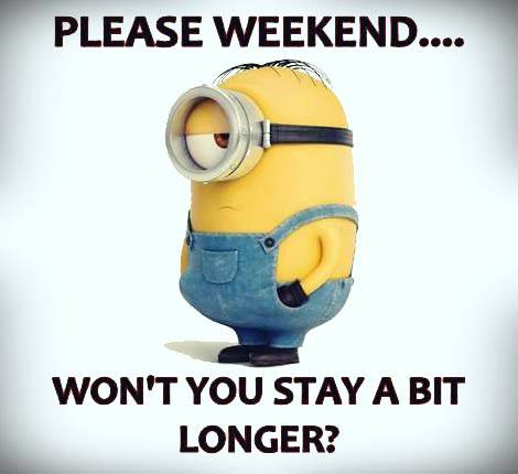 Minion - weekend stay longer