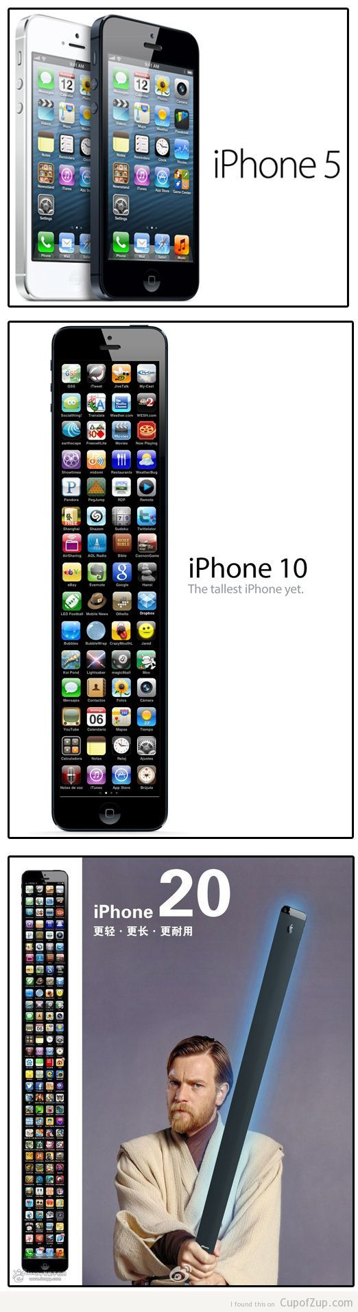 I-phone 5-10-20