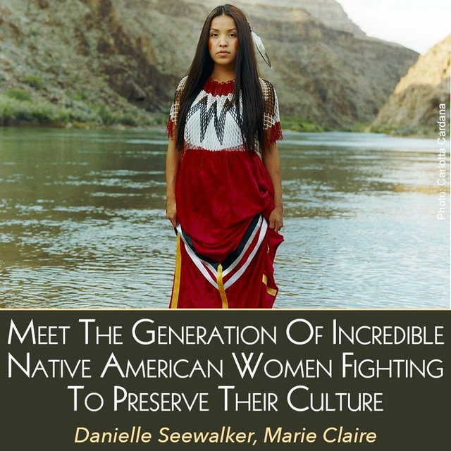 Native American Mighty girls