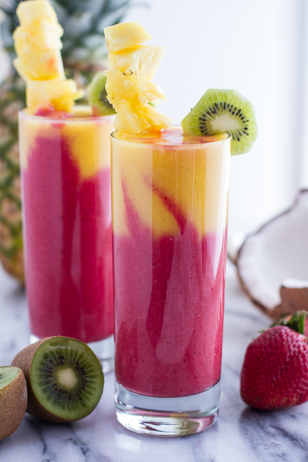 Tropical-Fruit-Breakfast-Smoothie