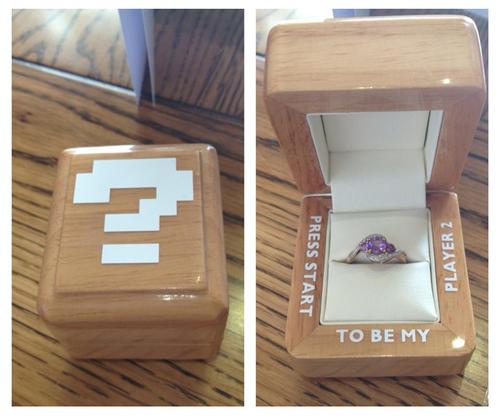 gamer proposal