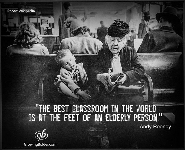 best classroom feet elderly person