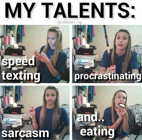 teenager talents