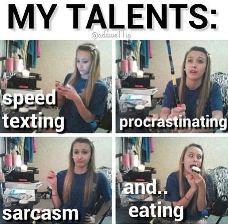 teenager talents