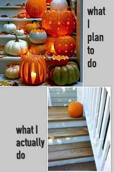 Halloween - plan to do - do