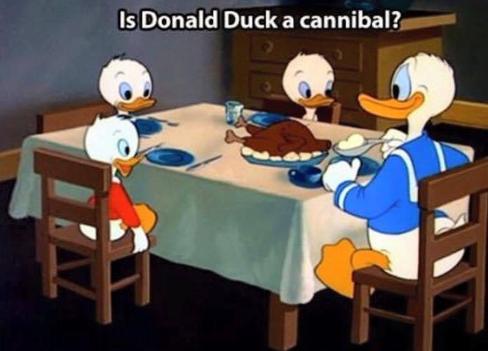 donald cannibal