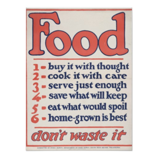 food-don't waste