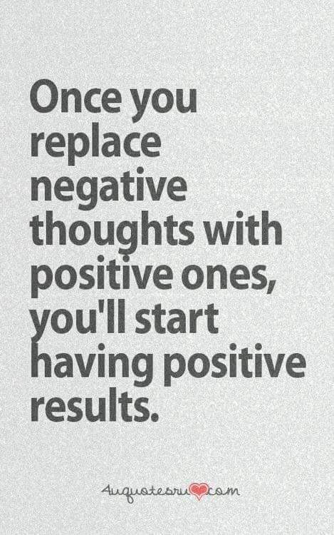 replace negative with positive