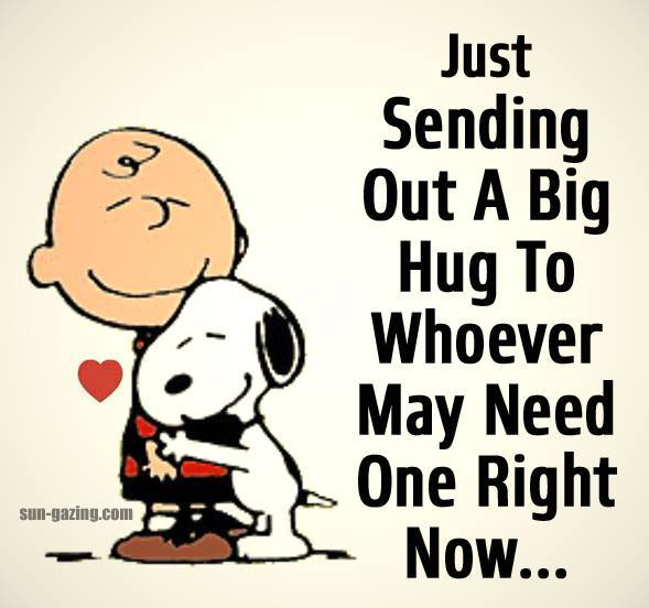 sending big hug those need one
