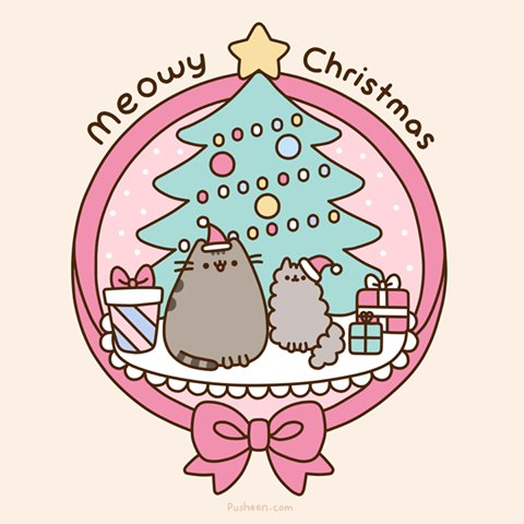 Merry Christmas - Pusheen