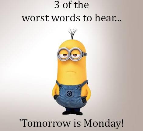3 worst words