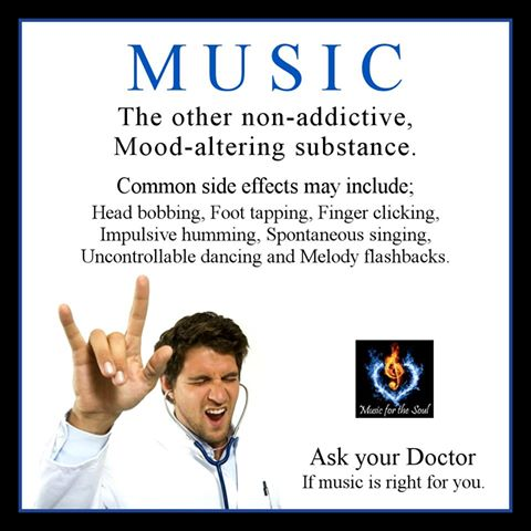 Music addictive