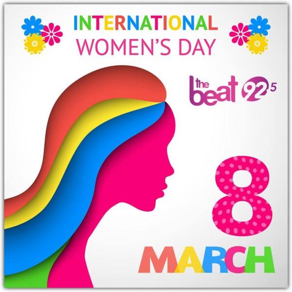 March 8 women