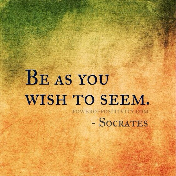 Socrates - be