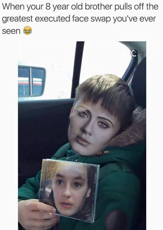 face swap brother