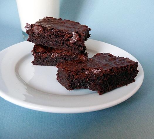 baked-brownie