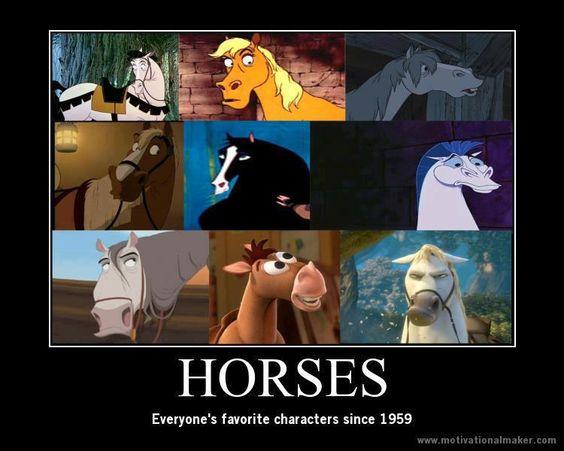 horses-fav character