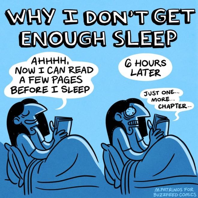 why cant sleep