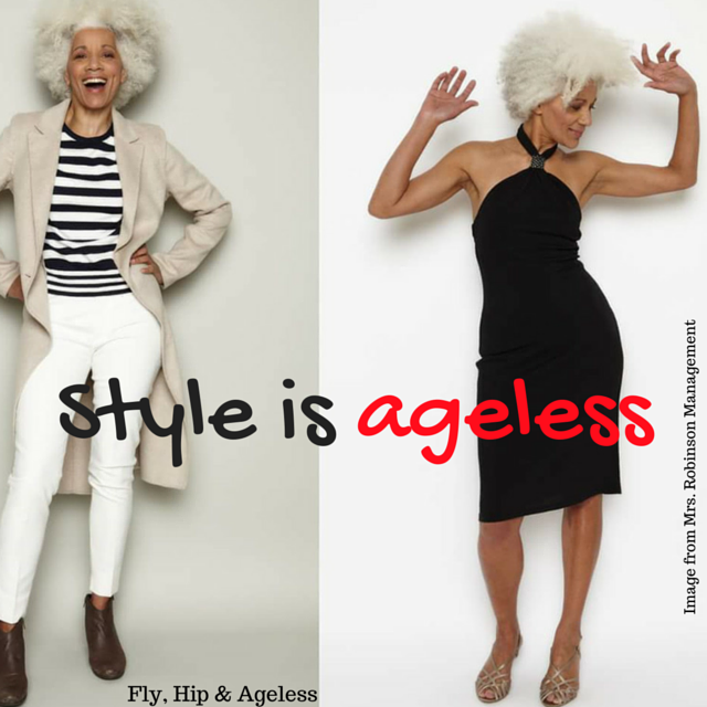 fashion is ageless