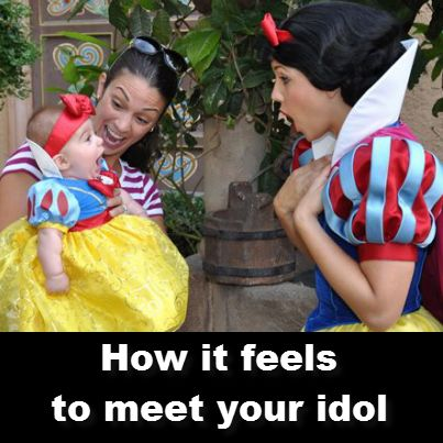 meeting idol