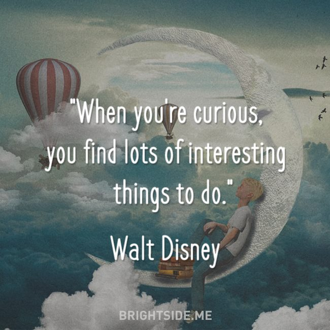 when you are curious - Disney
