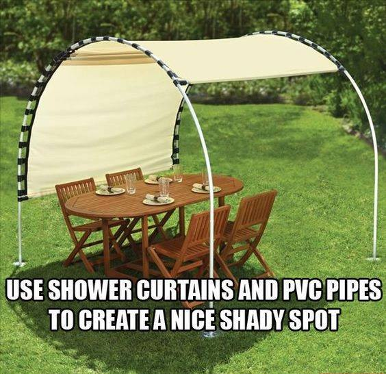 shower curtains shady spot garden